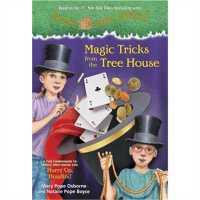 神奇树屋 英文原版 Magic Tricks from the Tree House: A Fun Companion