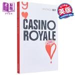 【中商原版】007之大战皇家赌场 英文原版 Casino Royale Ian Fleming Vintage Cla