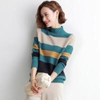 【特�r�H此一天】厚款洋�獍敫哳I百搭�l�y毛衣女士2020年秋冬�b新款女�b��打底衫