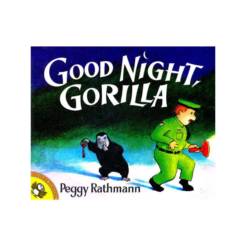 Good Night, Gorilla 晚安,大猩猩ISBN9780698116498 (ISBN 9780698116498)