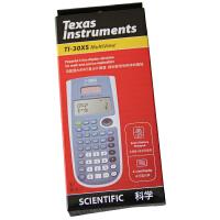 【精算师考试】德州仪器 TI-30XS MultiView 科学函数计算器