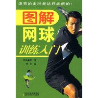 图解网球训练入门 早川泰将,艾青 9787534565335 江苏科学技术出版社