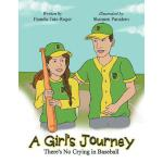 【预订】A Girl's Journey: There's No Crying in Baseball