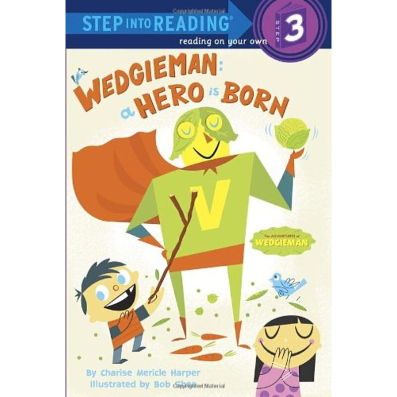 Step Into Reading Level 3: Wedgieman: A Hero Is Born    ISBN:9780307930712