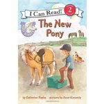 I Can Read Level 2 Pony Scouts: The New Pony ISBN:978006208