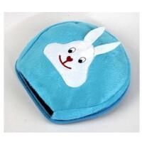 暖手鼠标垫 保暖鼠标垫 可爱加热发热 USB暖手鼠标垫 蓝色兔子