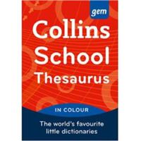 Collins Gem School Thesaurus (Collins School)