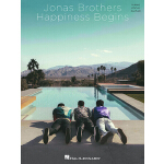 预订 Jonas Brothers - Happiness Begins [ISBN:9781540063052]