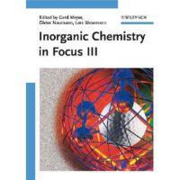 【预订】Inorganic Chemistry in Focus Iii 9783527315109
