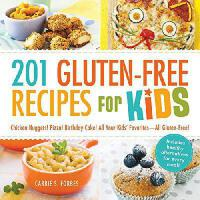 【预订】201 Gluten-Free Recipes for Kids: Chicken Nuggets! Pizz