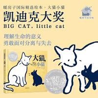 暖房子国际精选绘本・大猫,小猫