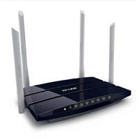 TP-LINK TL-WDR6300 1200M 11AC双频无线路由器科学布局4支多向调节5dBi天线,信号比同类产品好