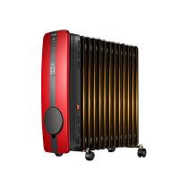 康佳油汀取暖器电热油丁电暖器片烤火炉遥控电暖气