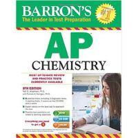 Barron's AP Chemistry with CD-ROM 巴朗