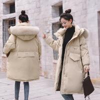 孕妇韩版宽松冬装棉衣外套2019新款大码冬季外套
