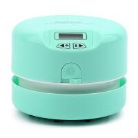 kinbor时尚创意迷你吸尘器/桌面清洁器/强力静音电动键盘除尘橡皮屑 绿色NC5800-DL当当自营