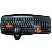 联想KM4801u有线游戏办公键盘鼠标套装USB接口耐磨 防水 全国联保