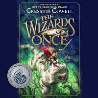 英文原版 The Wizards of Once 魔境奇谭 远古魔法师1 驯龙高手作者