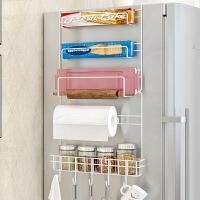 蜗家创意冰箱架挂架侧壁挂架 厨房收纳置物架调味料架整理架子Z623