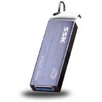 【大部分地区包邮】SSK飚王 锐界USB3.0 u盘256g  u盘 金属高速u盘256gb正品特价