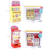 儿童自动售货机玩具男女孩过家家饮料机机投币售卖机
