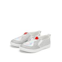 【159元任选2双】他她tata童鞋女童休闲板鞋户外单鞋时尚靴子中大童