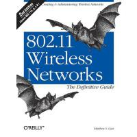 【预订】802.11 Wireless Networks: The Definitive Guide: The Def