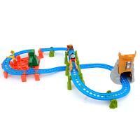 [当当自营]托马斯和朋友 电动火车系列 城堡大冒险套装 儿童情景轨道玩具 BGL99