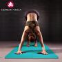 杰朴森新款无味环保tpe瑜伽垫6mm加厚加长防滑健身瑜珈垫经典升级