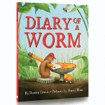 Diary of a Worm 蚯蚓日记 ISBN9780007455904