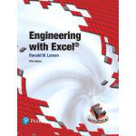 预订 Larsen: Engineering with Excel_5 [ISBN:9780134589664]