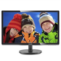 飞利浦 (PHILIPS)206V6QSB6 19.5英寸LED背光宽屏液晶显示器