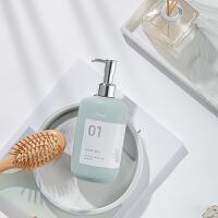 艾泰(Ithai)洗发水酒糟氨基酸 柔顺洗护系列 无硅油无添加 香味清淡 留香高级 300ML