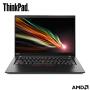 联想ThinkPad X13 锐龙版(0ACD)13.3英寸高性能轻薄笔记本电脑(锐龙7 PRO 4750U 16G 512GSSD 100%sRGB)