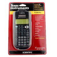 美国德州仪器 TI-36X PRO 学生科学函数计算器 四行显示 高考