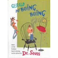 Gerald McBoing Boing (Classic Seuss) [Hardcover] 苏斯博士: 碰碰杰瑞