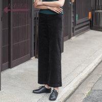 生活在左2019秋季女装新品复古宽松显瘦直筒裤显瘦百搭高腰长裤子