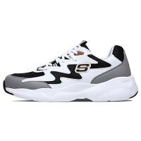 【*注意鞋码对应内长】Skechers斯凯奇情侣鞋男鞋青春校园小白鞋运动鞋复古熊猫鞋999090