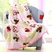 迪士尼宝宝毛毯礼盒 新生婴儿童法兰绒春夏薄毯子盖毯抱毯垫毯