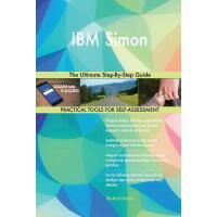 【预订】IBM Simon the Ultimate Step-By-Step Guide