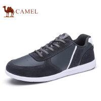 camel骆驼男鞋 新品 时尚运动轻盈舒适 休闲板鞋男