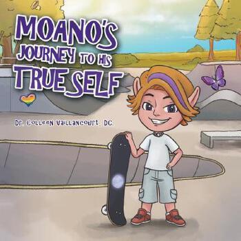 【预订】Moano's Journey to His True Self 预订商品,需要1-3个月发货,非质量问题不接受退换货。