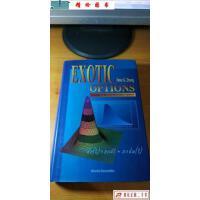 【二手9成新】Exotic Options:A Guide to Second Generation Opt