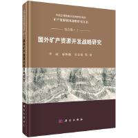 国外矿产资源开发战略研究