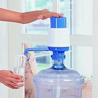 二只装桶装水抽水器手压式纯净水桶压水器饮水机龙头矿泉水吸水器大桶泵桶装水抽水器
