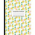 预订 Composition Notebook College Ruled: 120 Pages, School No