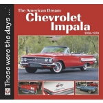 预订 The American Dream - The Chevrolet Impala 1958-1970 [ISB