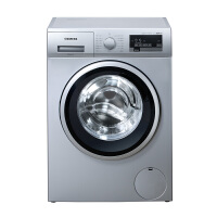 SIEMENS/西门子 XQG62-WS10K1R81W 6.2公斤超薄滚筒洗衣机