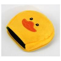 暖手鼠标垫 保暖鼠标垫 可爱加热发热 USB暖手鼠标垫 黄小鸭