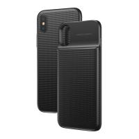 iphoneX无线充电器苹果x充电宝手机壳三合一背夹电池移动电源